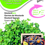 Bio Coupe & Mange - Germes de Moutarde