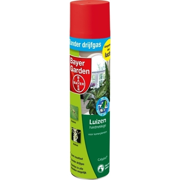 Spray pour plantes calypso insecticide 400 ml bayer for Bayer jardin produits insecticides