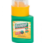 Roundup Désherbant concentré 140 ml - Roundup